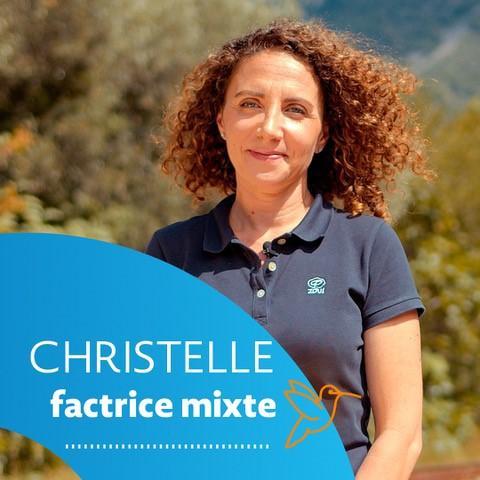 Cover Christelle
