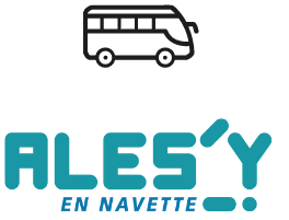 logo du service ales'y en navette