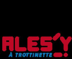 logo du service ales'y à trottinette