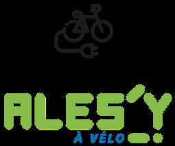logo du service ales'y à vélo