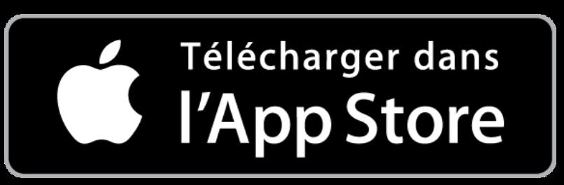 icone de téléchargement de l'application dans l'AppStore