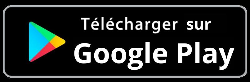icone de téléchargement de l'application dans le Google PlayStore
