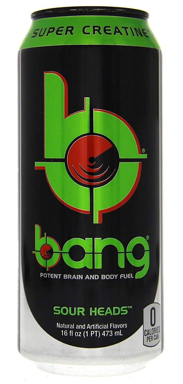 Bang Energy Drinks