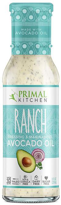 Primal Kitchen Ranch Dressing