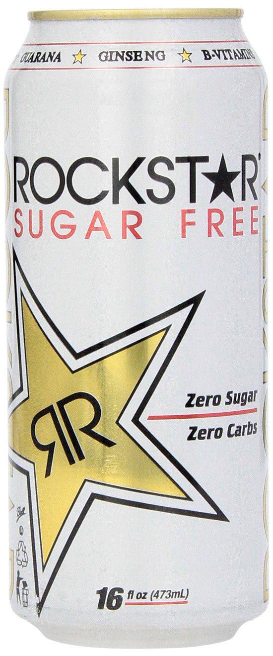 Rockstar Sugar-Free Energy Drink