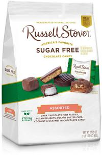 Russell Stover Sugar-Free Chocolate Candy