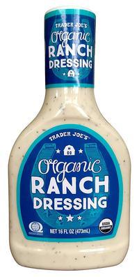 Trader Joe's Ranch Dressing