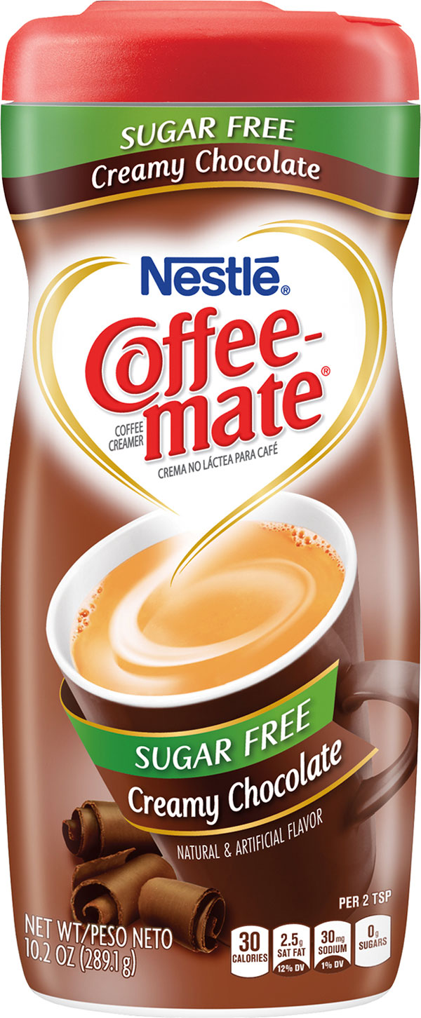 Nestle Coffee-Mate Sugar-Free Creamy Chocolate