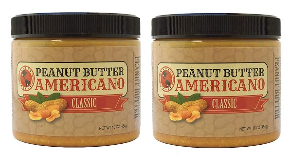 Peanut Butter Americano Peanut Butter