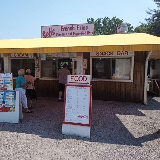Seb's Snackbar