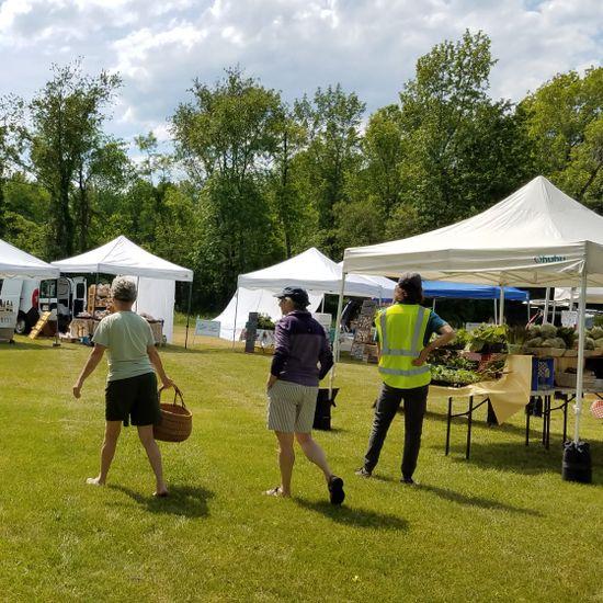 Champlain Islands Farmers Market Harvest Festival