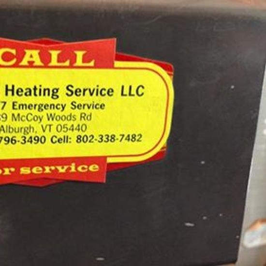 Gotshall Heating Service
