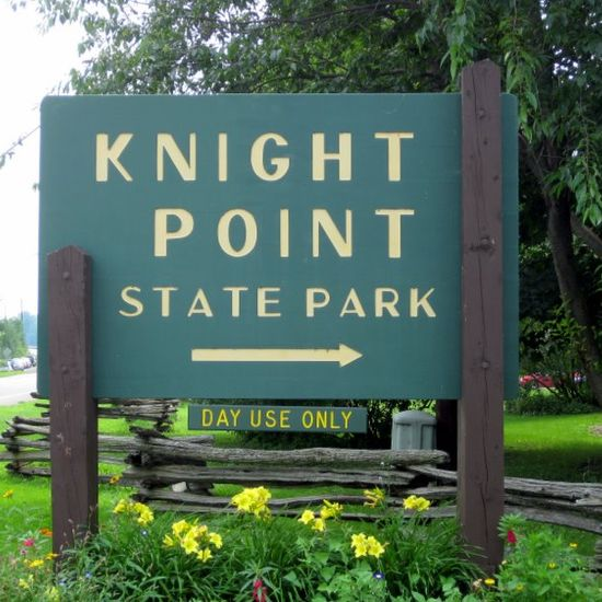 Knight's Point State Park