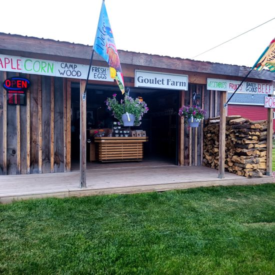 Goulet Farm Stand