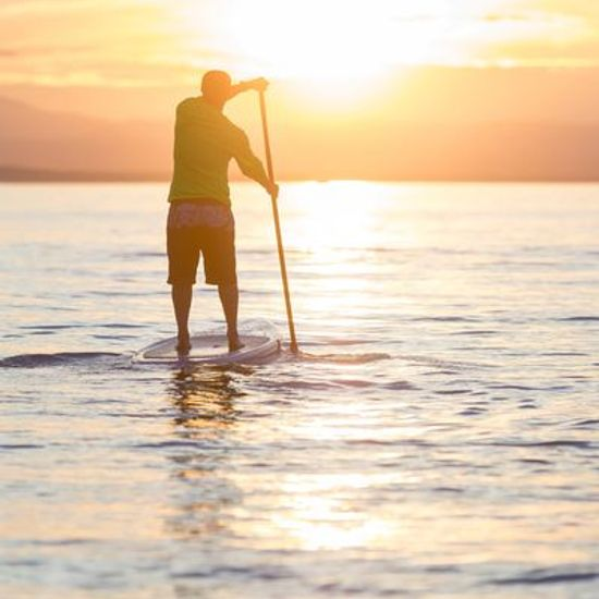 Paddlesurf Champlain