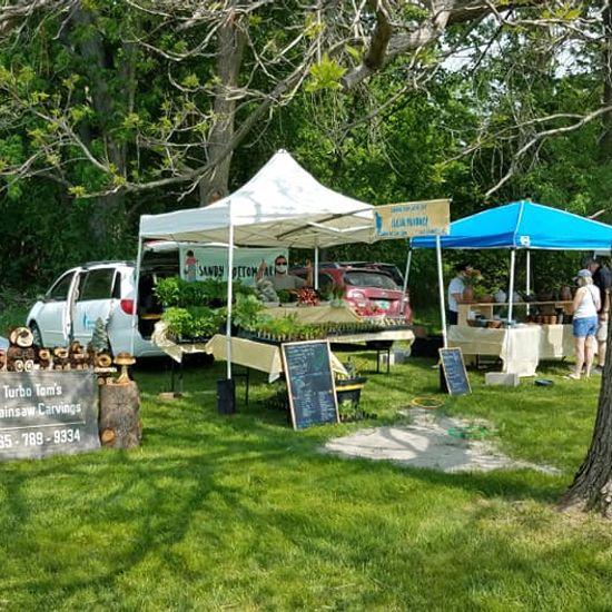 Champlain Islands Farmers Market - Wednesdays
