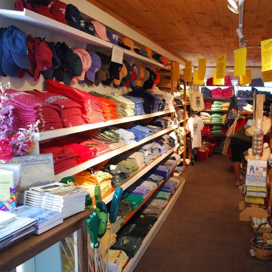 Gift, Retail, & Specialty Shops