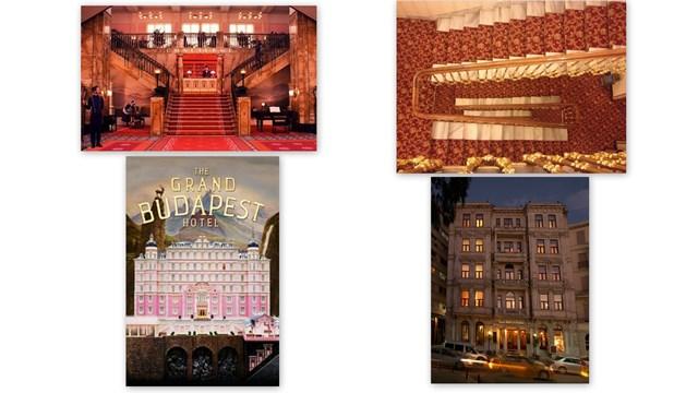 Grand Budapest Hotel Büyük Londra Oteli