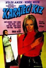 karateci kiz poster