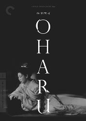 Oharu'nun Yaşamı