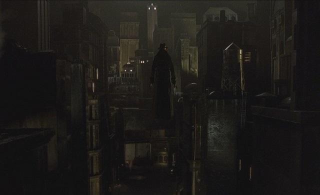 Karanlık Şehir (Dark City)