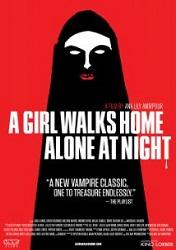 Gece Yarısı Sokakta Tek Başına Bir Kız