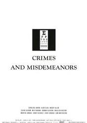 Suçlar ve Kabahatler