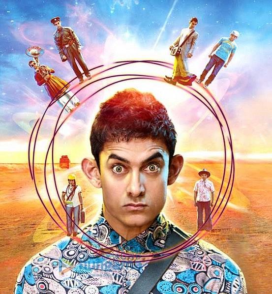 Aamir Khan'ı Yakından Görmek :)