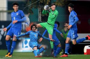 Calcio: quattro Azzurrini nella Top 11 ideale