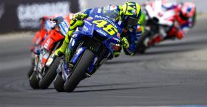 MotoGp: Valentino Rossi punta il podio in Austria