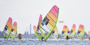 Europeo RS:X in Polonia, Speciale ancora in testa
