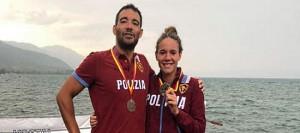 Pozzobon e Stochino vincono la Coppa del mondo delle maratone di nuoto