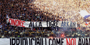 Perquisiti all'alba nove ultras della Lazio