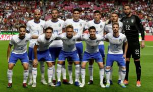 Italia sconfitta a Lisbona da un gol dell'ex bidone André Silva