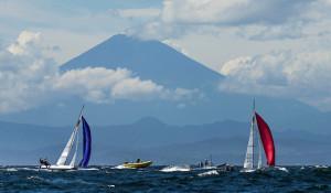 Vela: partono bene gli italiani a Enoshima