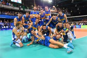 Mondiali pallavolo: l'Italia rifila un secco 3-0 al Belgio