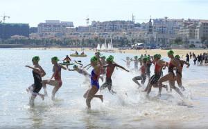 Triathlon: sette azzurri pronti per la World cup di Weihai