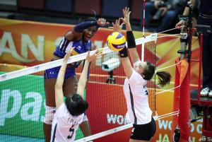 Volley: azzurre a valanga sulla Thailandia, è la settima vittoria
