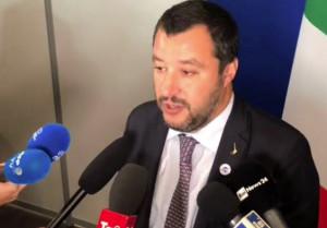Immigrazione, Salvini al G6 di Lione: 'Il modello italiano sta facendo scuola'