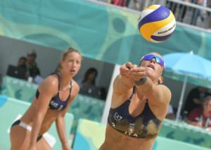 YOG: l'Italia è d'argento nel beach volley