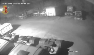 Perugia: fermata banda di ladri di trattori