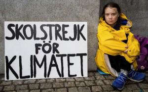 Clima, l'adolescente Greta Thunberg proposta per il premio Nobel per la pace