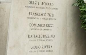 A Roma il ricordo della strage di via Fani
