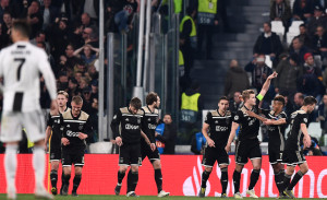 Incubo Juve, l'Ajax vince all'Allianz ed elimina CR7 e compagni