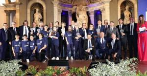 Sfilata di campioni per la 'Hall of Fame': altre 11 stelle entrano nella storia del calcio italiano