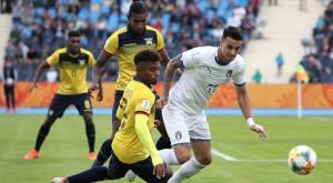 Mondiale Under 20, l'Italia stende l'Ecuador con il tandem Plizzari-Pinamonti