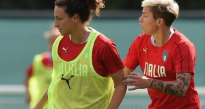Italia femminile pronta all'esordio nel Mondiale, Linari e Mauro: 'Siamo cariche, non vediamo l'ora di iniziare'