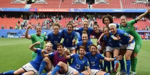 Il Mondiale dell'Italia Femminile comincia con il piede giusto: Australia k.o.