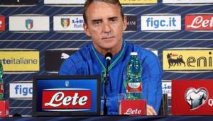 Il Ct Mancini: 'Contro la Bosnia serve l'Italia migliore'
