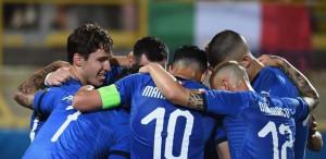 Europei Under 21: mezz'ora di Spagna, poi si scatena Chiesa e l'Italia vince